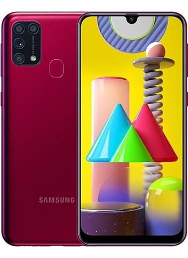 Samsung M315F Galaxy M31 128 GB Red Kırmızı